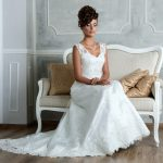 Italian wedding dress