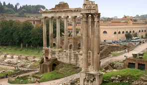 440411 Roman Forum