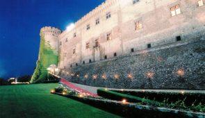 440401 XIII Century Castle near Rome