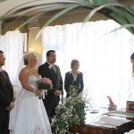 Civil ceremony in Venice