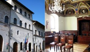 220506 Assisi Town Hall