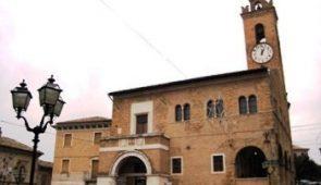 770503 Monterubbiano Town Hall