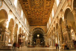 Basilica for Weddings in Rome