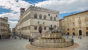 Venues in Perugia and Città di Castello